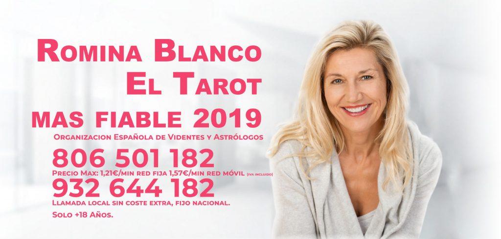 Opiniones Tarot Romina Blanco VIDENTE TAROTISTA FIABLE Y DE CONFIANZA Recomendada 806
